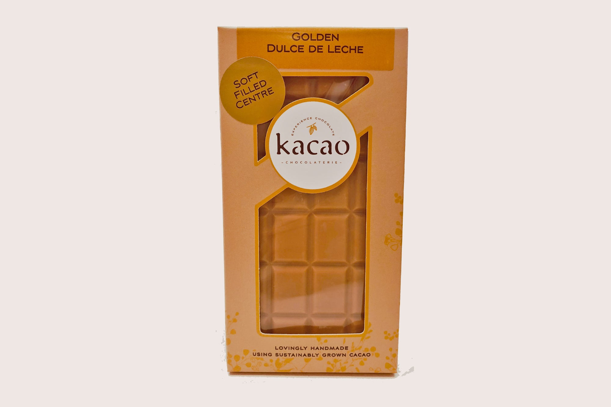 Dulce de Leche Soft Centred Bar