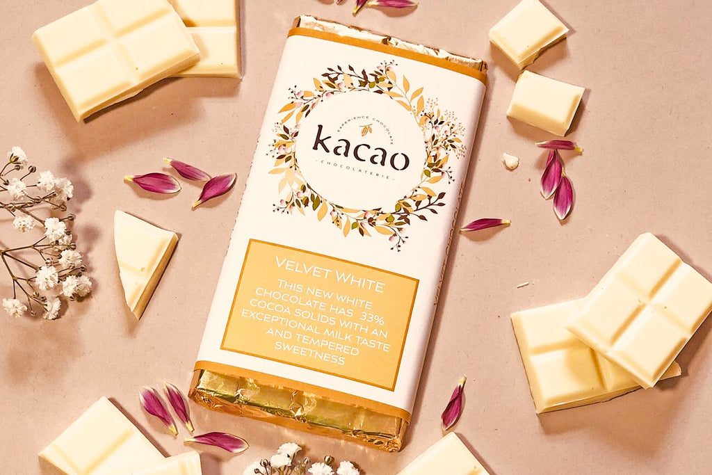 Velvet White Chocolate Bar