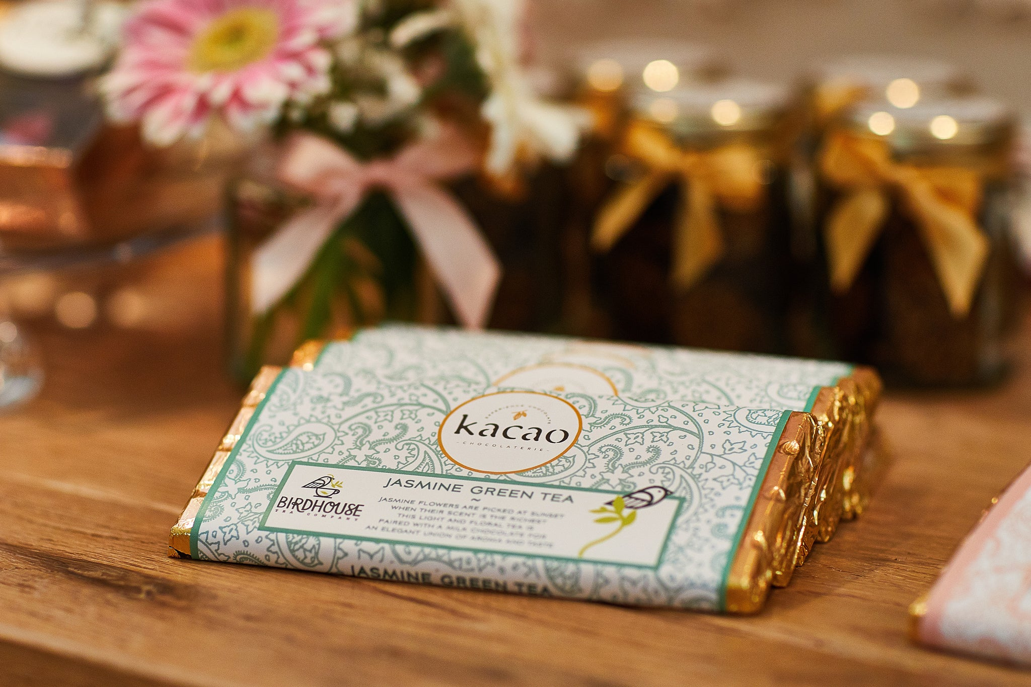Jasmine Green Tea Bar
