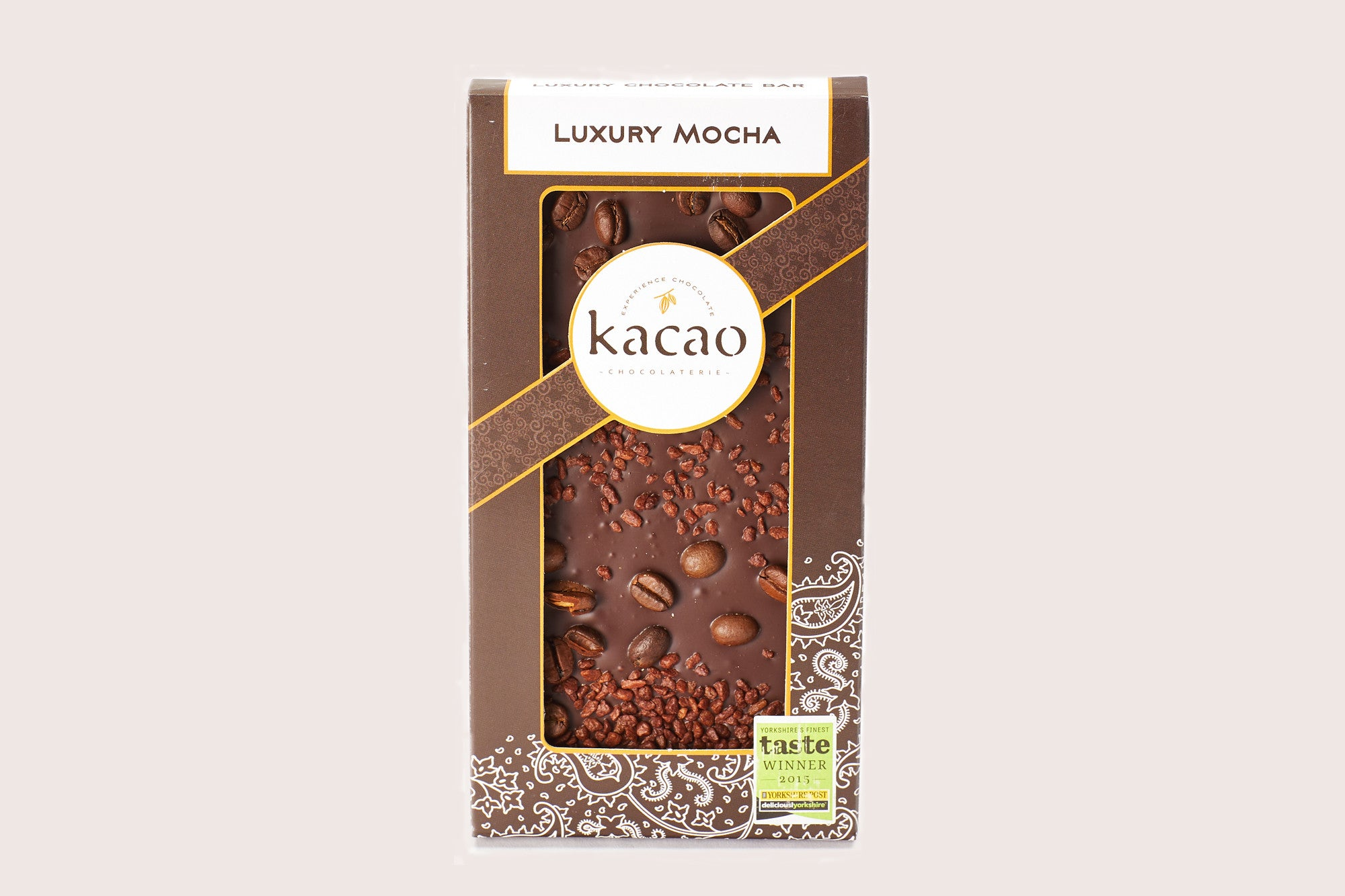 Luxury Mocha Bar