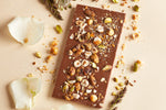 Caramelised Pistachio and Hazelnut Bar