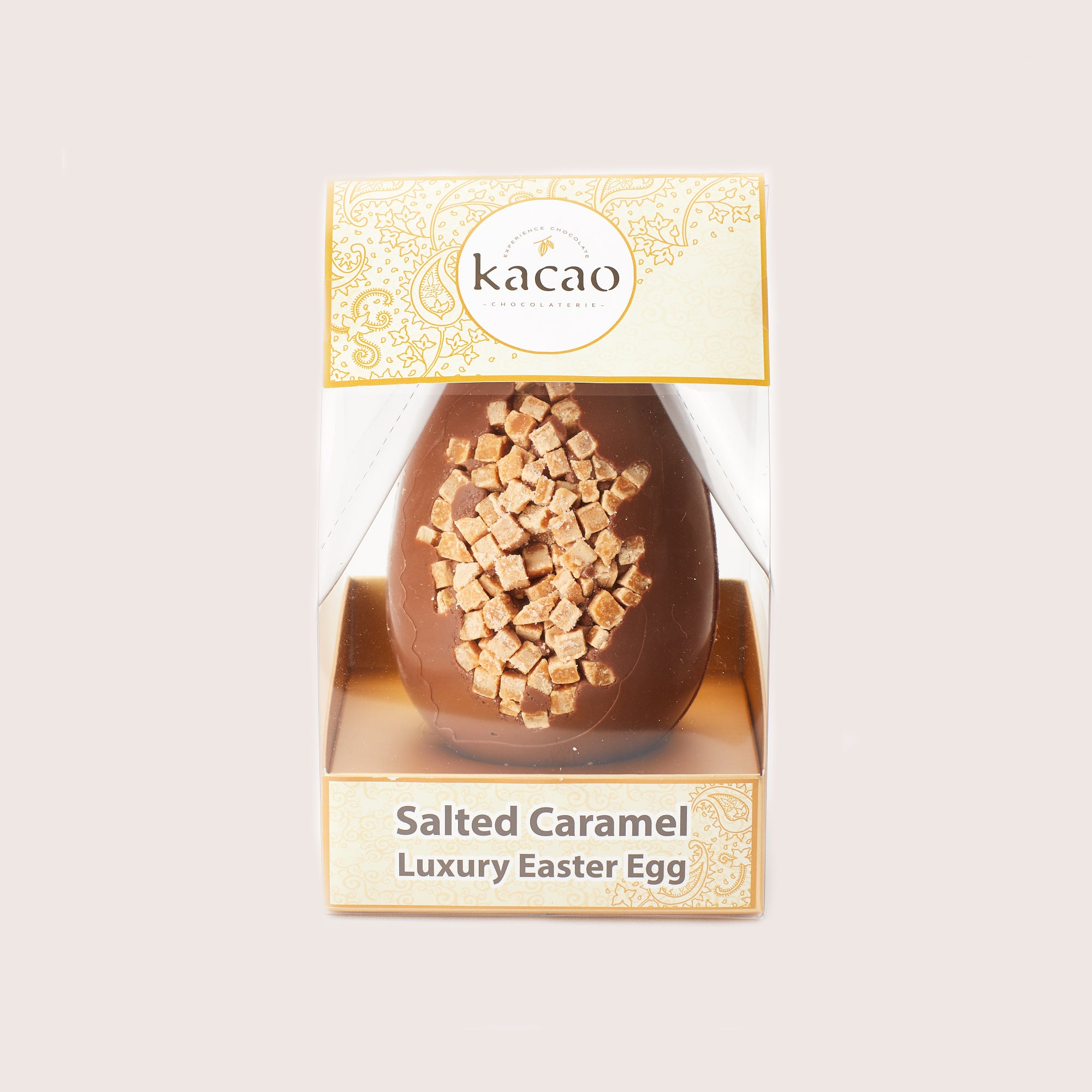 Salted Caramel Luxury Easter Egg
