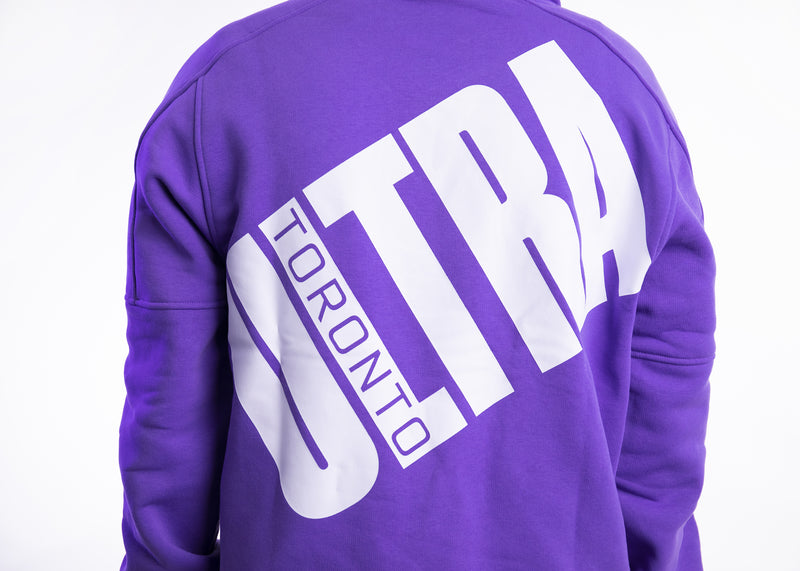 OFFICIAL TORONTO ULTRA CDL HOME HOODIE