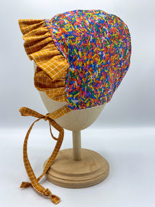"Dolly Bonnet in Land of Sweets Collection ""Ice Cream Cone"""