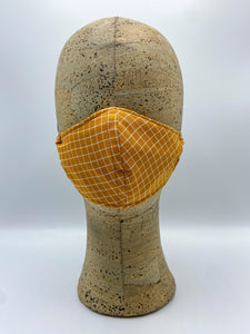 Land of Sweets Collection Waffle Cone cloth face mask