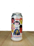 Cerveza artesanal Six Degrees Of Separation elaborada por Basqueland Brewing / Cloudwater Brewing Co