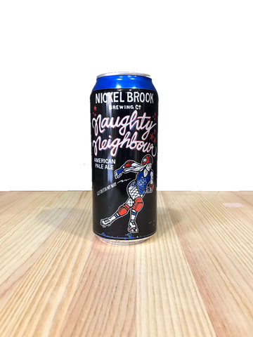 Cerveza artesanal Naughty Neighbour elaborada por Nickel Brook Brewing Co.