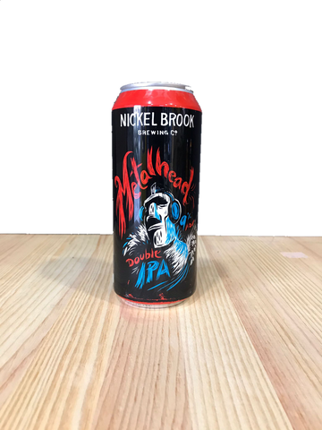 Cerveza artesanal Metalhead elaborada por Nickel Brook Brewing Co.