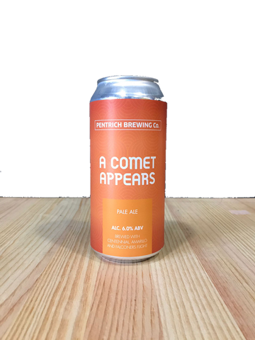 Cerveza artesanal A Comet Appears elaborada por Pentrich Brewing Co.