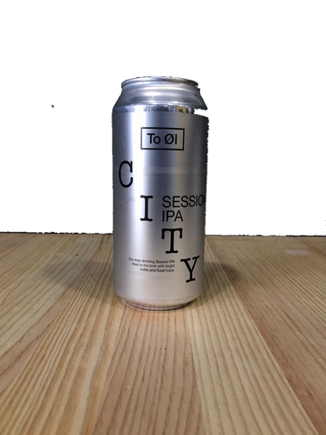 City Session IPA