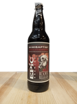 Cerveza artesanal Big Bad Baptist Chocolate Raspberry elaborada por Epic Brewing Co.