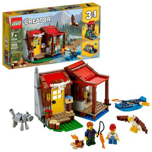 Outback Cabin Lego Creator Set 31098 - Oneeque