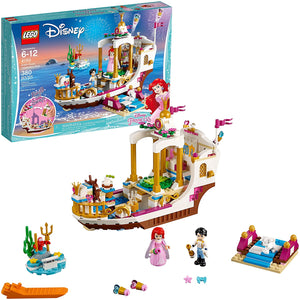 Ariel's Royal Celebration Boat 41153 - Oneeque