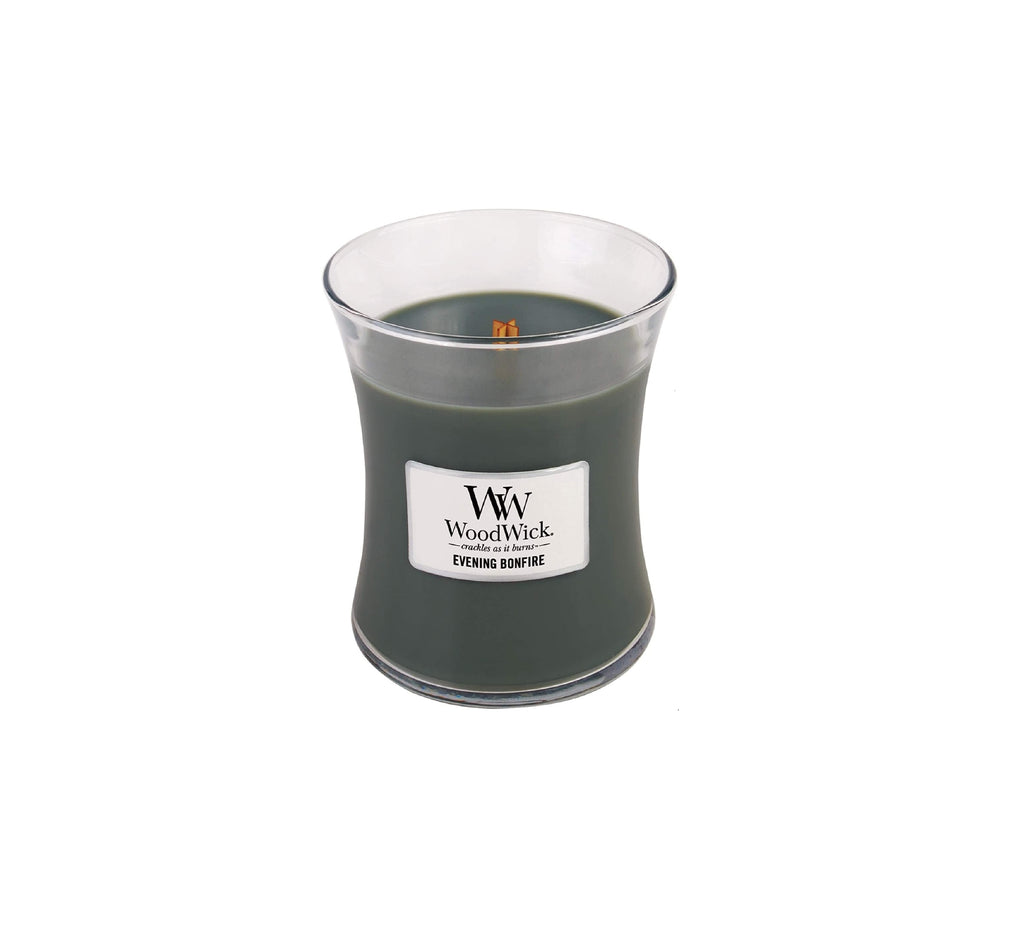 Woodwick® Evening Bonfire 10 oz. Jar Candle - Oneeque