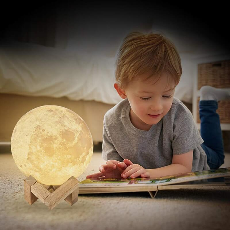Color Changing Night Light For Kids