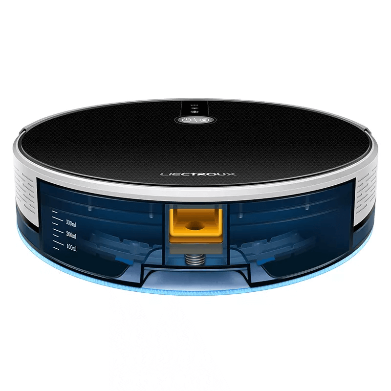 Automatic Smart Robot Vacuum Cleaner Cleaning