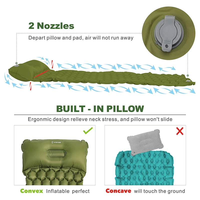 Best Sleeping Bags With Pillow