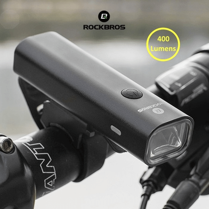 Bicycle Front Light Mount