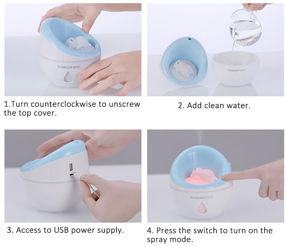 When To Use A Humidifier