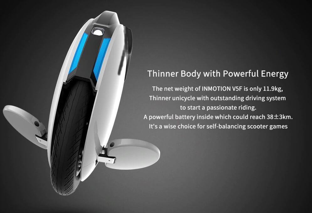 Electric Unicycle Bluetooth