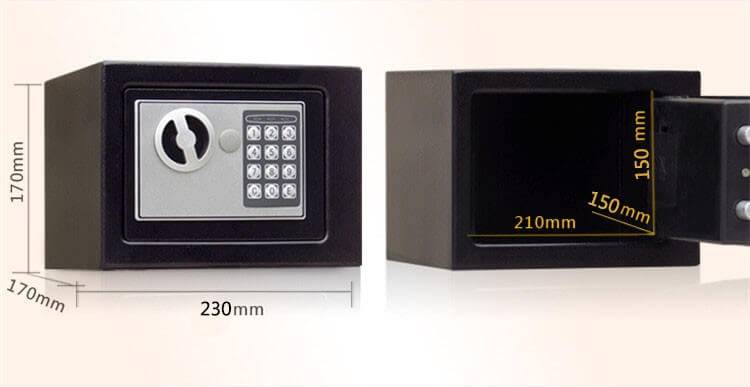 What Are Fireproof Safes Made Of