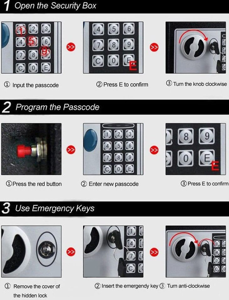 What To Look For In A Fireproof Safe