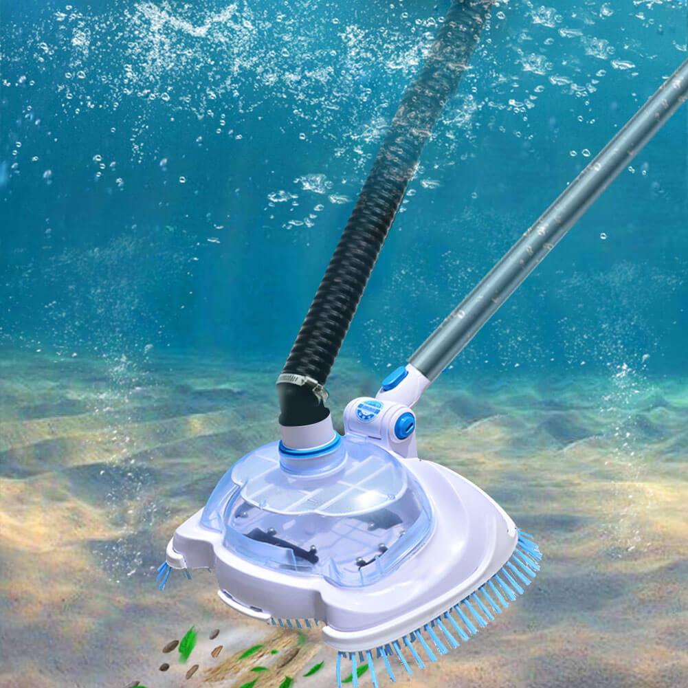 How To Use A Vacuum Pool Cleaner