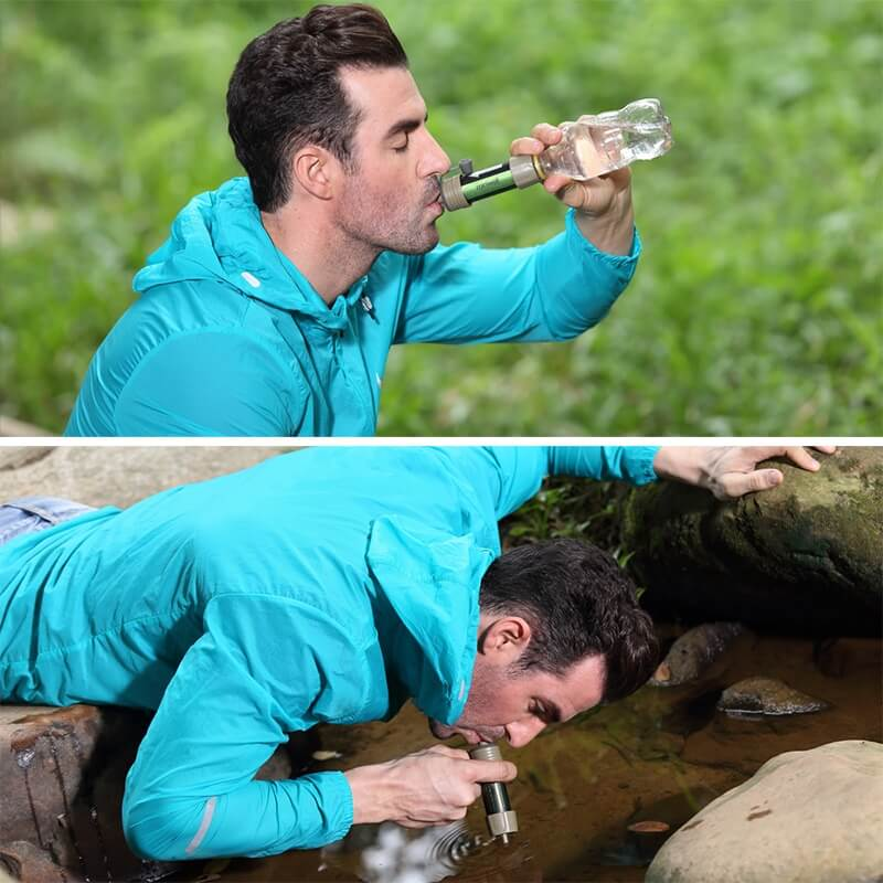 Portable Inline Water Filter
