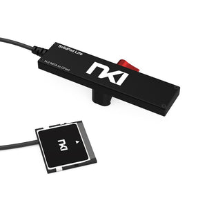 NKI SolidPod Lite CFast 2.0 to M.2 SATA SSD Adapter