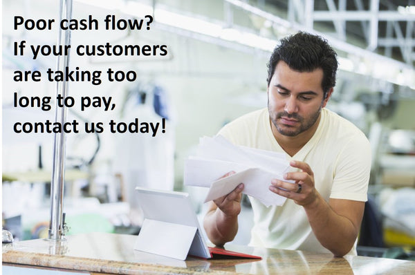 Poor cash flow?