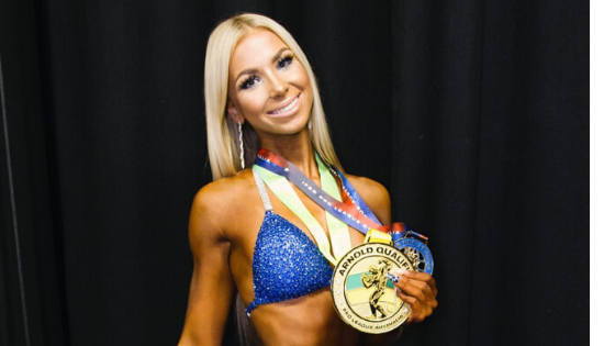 Meet Gen-Tec Nutrition Pro Athlete: Bella Davie
