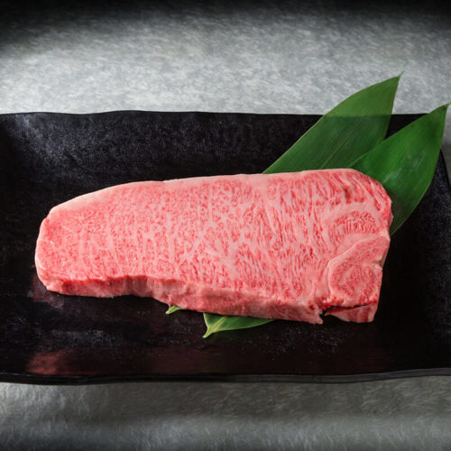 A5 Japanese Kobe Beef Striploin Steak