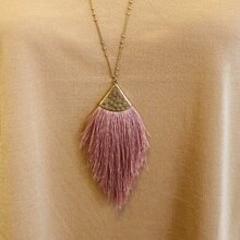 Feather Tassel