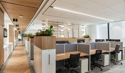 Julius Baer Corporate Office Design, Office trends by leading architecture brand in India Woodcraft International