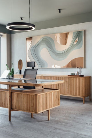 Interior Designs of Home Offices are affected due to Pandemic as said by Walnut Studio