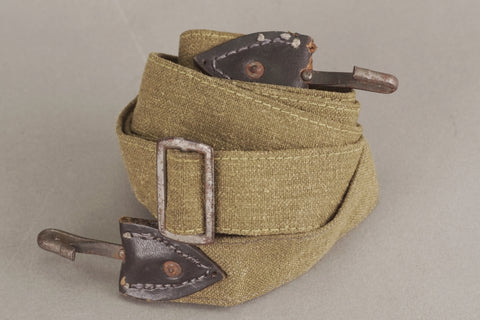 Breadbag strap marked RBNr.