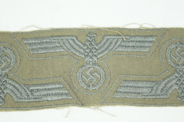 Unused M44 Breast Eagles for the combat uniform. WW2 German