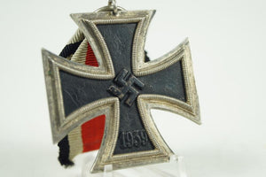 "Iron Cross 2. Class ""Eisernes Kreuz 2. Klasse"".  WW2 German"