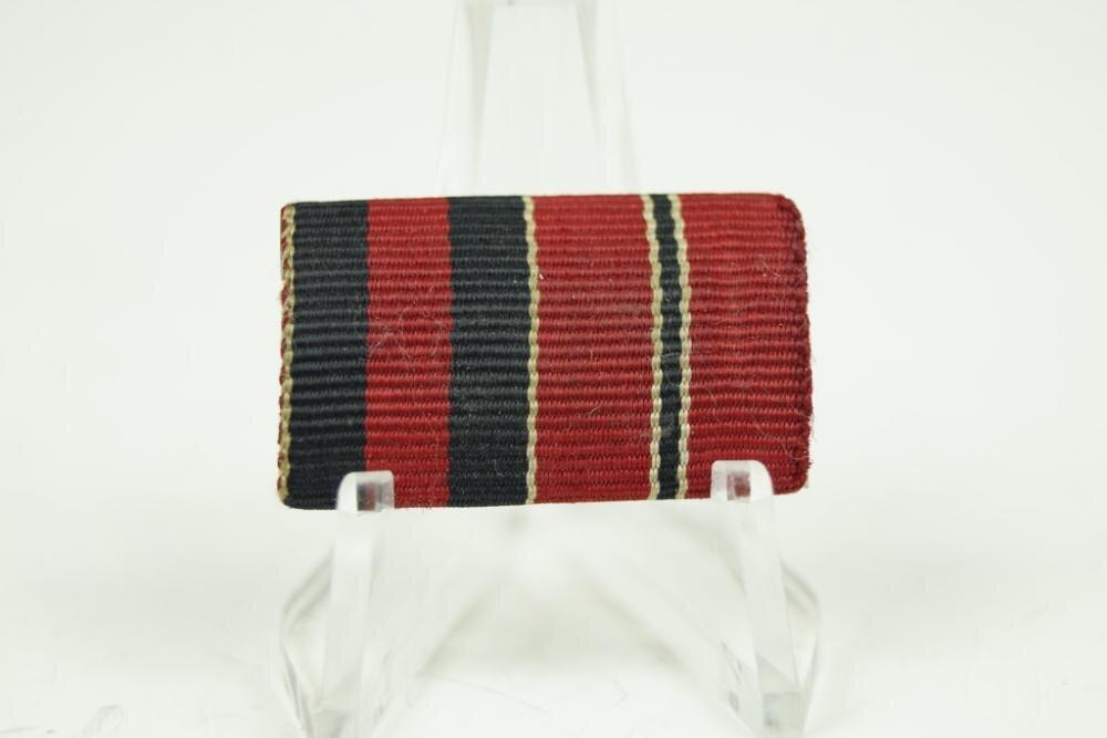 WW2 German Ribbonbar 1. Oktober 1938 and Eastern Front - Nordic-Militaria