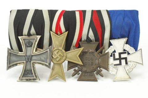 Large medal bar, WW1/WW2 German!