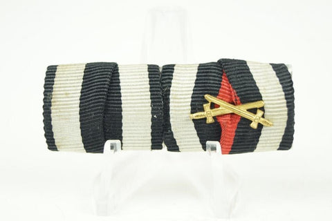 WW1 German High quality ribbonbar. The display value is high! - Nordic-Militaria