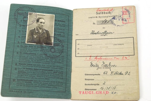 Luftwaffe Panzer Division Hermann Göring & Ostfront lot. WW2 German
