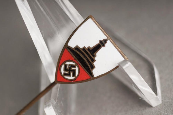 "DRKB, ""Deutscher Reichskriegerbund"" Members Pin. WW2 German"