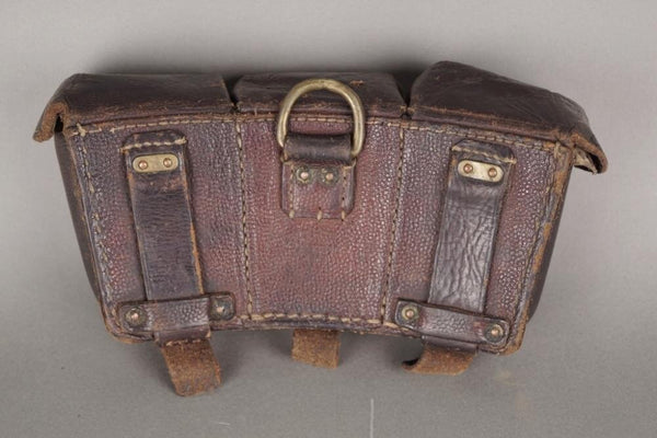M1909 ammo pouch. WW1 German