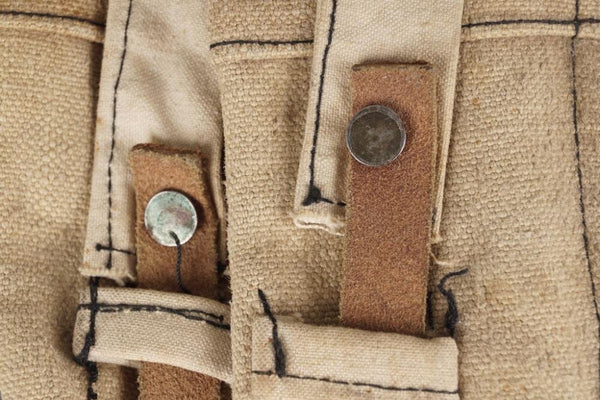 RARE! Danish Resistance homemade MP40 magazine pouch
