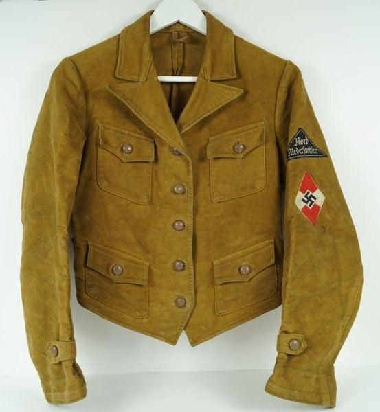BDM/HJ Jacket. Great condition. WW2 German