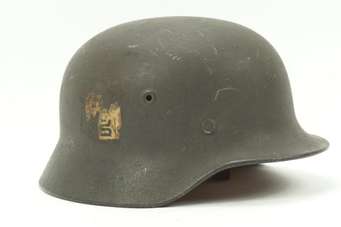 "US Vet ""Bring Back"" M40 helmet. WW2 German"