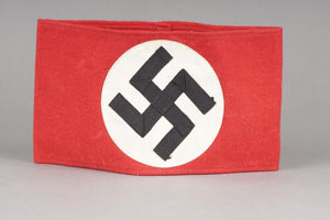 NSDAP Members Armband. WW2 German