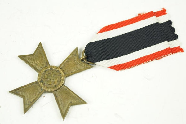 Kriegsverdienstkreuz w.o. swords 2. class. W. Paperbag WW2 German