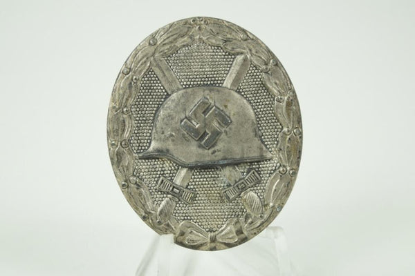 WW2 German Wound Badge silver - Nordic-Militaria